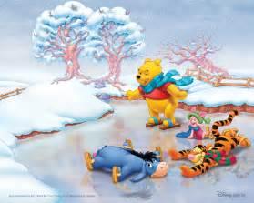 christmas images winnie pooh christmas hd wallpaper