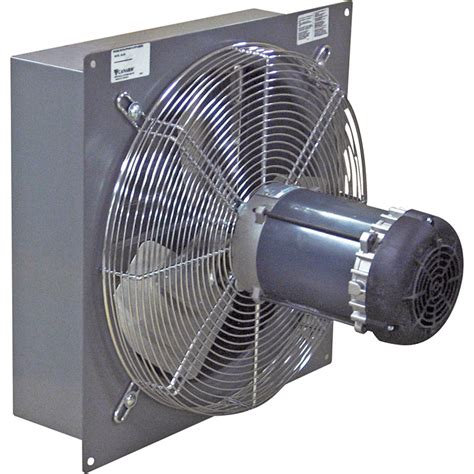 explosion proof exhaust fan canarm explosion proof totally enclosed exhaust fan 12in