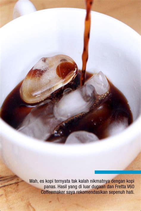 Hario Coffee Maker Vic 02 Penyaring Es Kopi Teko Kopi Blended fretta untuk es kopi cikopi
