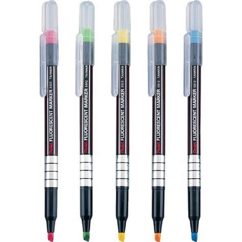 Fluorescent Marker pentel fluorescent marker highlighter