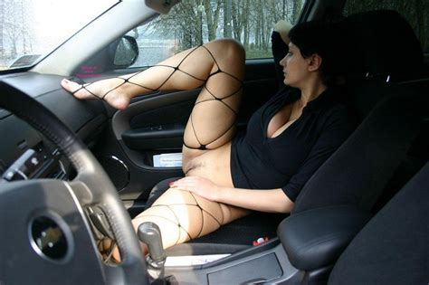 Wife Flashing Pussy In Codriver Seat January
