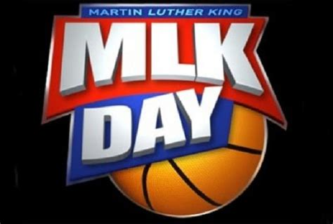 programme nba et diffusions tv martin luther king day