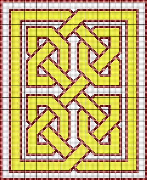Knot Patterns - celtic knot pattern