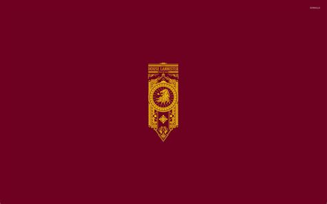 house lannister house lannister wallpaper minimalistic wallpapers 28601