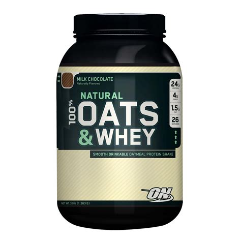 Whey Optimum Nutrition 100 oats whey 1360g optimum nutrition biopoint