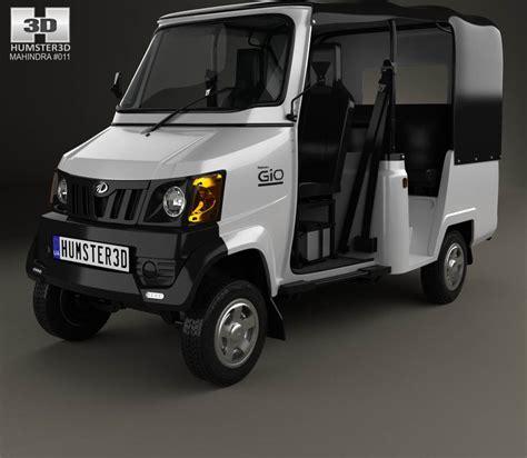mmfsl mahindra customer login new mahindra gio compact cab 2011 3d model humster3d