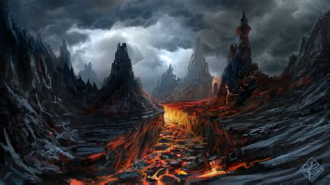 evil landscape by jjpeabody on deviantart