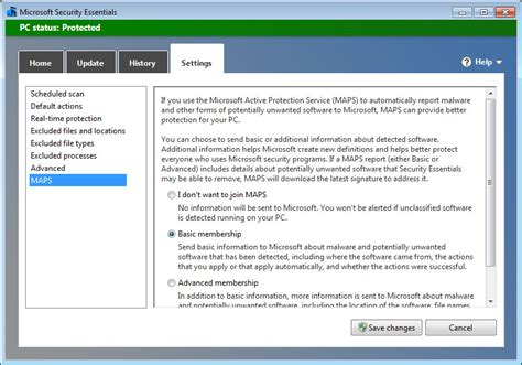 microsoft security essentials 4 7 209 0 free for