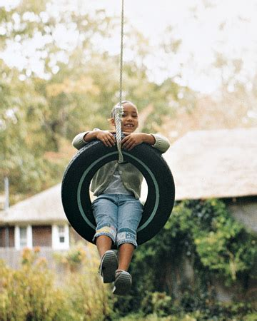 how to hang a tire swing without a tree make a tree swing le top blog