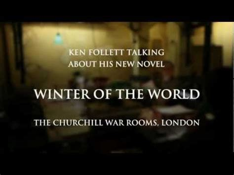 winter of the world winter of the world ken follett new book synopsis youtube