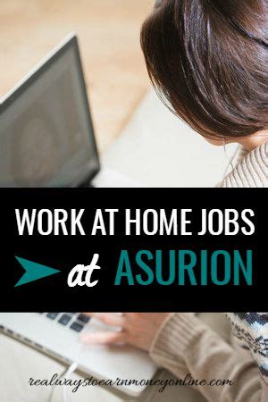 asurion work at home