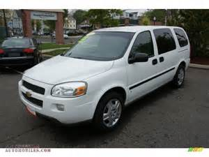 2006 chevrolet uplander ls in summit white 211672 all
