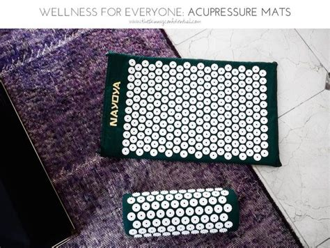 Do Acupressure Mats Work by Acupressure Mats Get On Board The Confidential