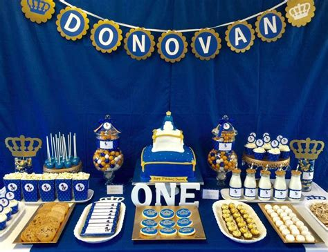 blue gold themes ideas royalty blue gold birthday quot royalty happy 1st birthday