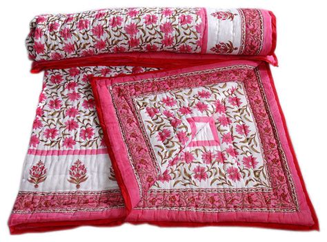 Handmade Quilted Bedspreads by Rajasthani Handmade Quilt Quilts And Quilt Sets