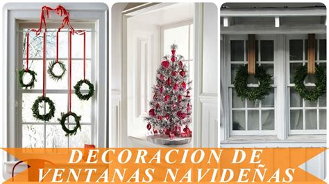 decoracion de ventanas decoracion de ventanas navide 241 as youtube