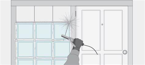 baños decorados con ladrillos de vidrio us ladrillos de vidrio vitroblock para decorar los