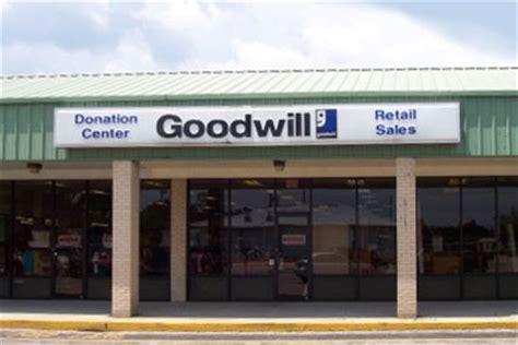 goodwill stores and or donation centers poi factory