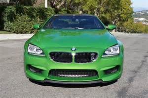 java green 2014 bmw m6 coupe competition package