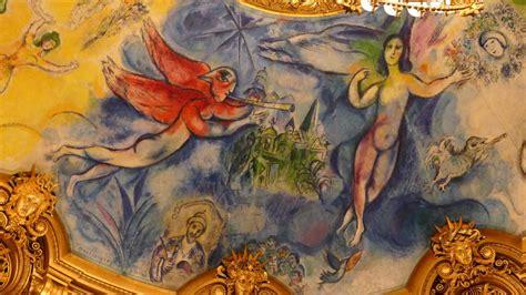 Opera Garnier Plafond by Le Plafond De L Op 233 Ra De
