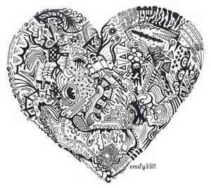 complicated heart emily3371 deviantart