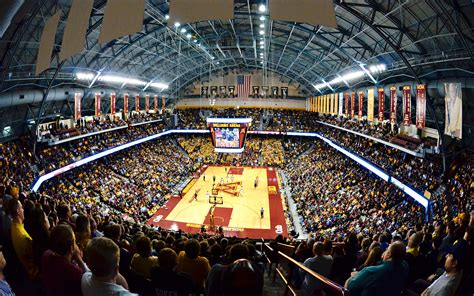 williams arena homecourt espn