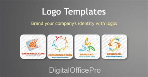 Free Logo Templates 5 0 Freeware Download Publisher Logo Templates