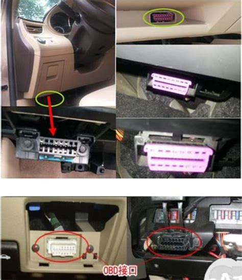 Obd Port In Car by Obd Ii Gps Gprs Gsm Car Tracker And Play Ot08 With
