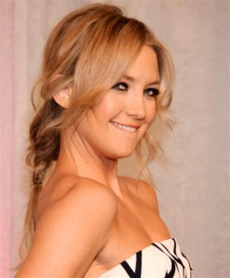 hottest loose hairstyles kate hudson hairstyles sexy loose braid pretty designs