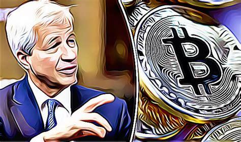 bitcoin jp morgan jp morgan to vid 237 pozitivně blockchain bude př 237 nosem pro