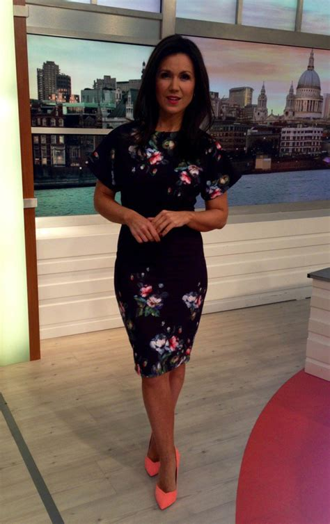 Set Dress 2in1 Gmb susanna s style presenters morning britain