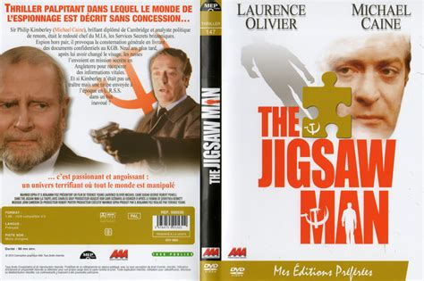film jigsaw man jaquette dvd de the jigsaw man cin 233 ma passion