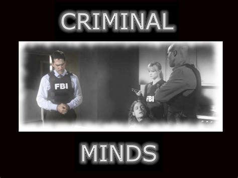 mind s criminal minds criminal minds wallpaper 9379208 fanpop