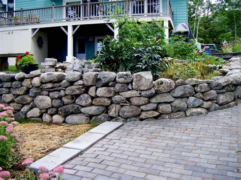 backyard rock wall rock garden ideas of beautiful extraordinary decorative