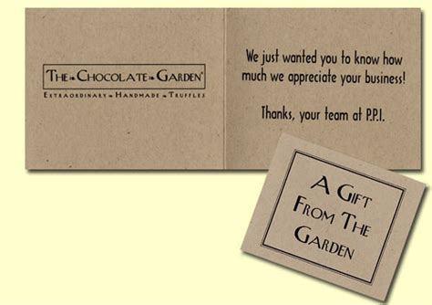 Gift Card For My Business - gift cards for your business thank you card thank you for the gift card message thank