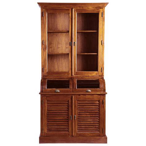 Solid Oak Dresser by Solid Oak Dresser W 108cm Key Largo Maisons Du Monde