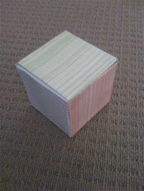 Origami Jackson Cube - origami jackson cube folding how to make a