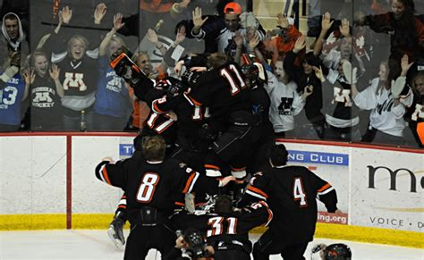 Section 8aa Hockey by Moorhead Locks In State Berth