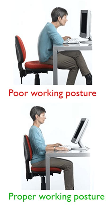 7 Tips For Improving Your Posture by 7 Tips To Improve Your Posture At Work Douglas