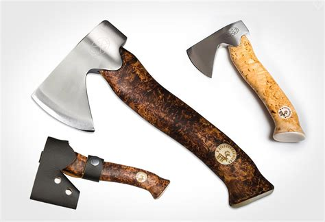 hatchet or axe karesuando hunters axe small hatchet pull the trigger