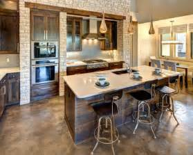stained concrete floor home design ideas pictures