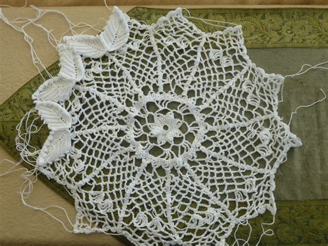 cat doily crochet pattern lilly my cat vintage crochet doily pattern and baby booties
