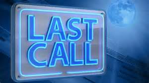 Last Call Last Call For Weekend Challenge Unload And Unwind