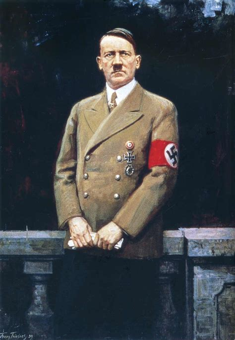 portraits  adolf hitler international friends  adolf hitler