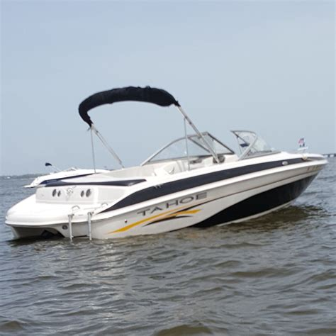 blue tahoe boat tahoe q6 sport 2006 for sale for 16 500 boats from usa