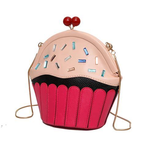 Pastel Bag kawaii clothing bolso pastel cupcake bag wh413