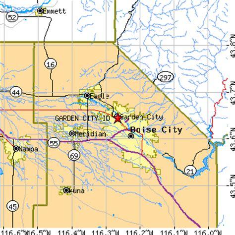 Garden City Idaho Zip Code Garden City Idaho Id Population Data Races Housing