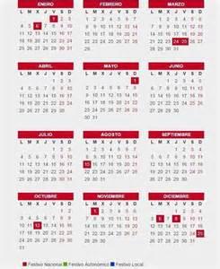 Calendario Laboral Guipuzcoa 2018 Calendario Laboral 2016 Festivos Nacionales Y Auton 243 Micos