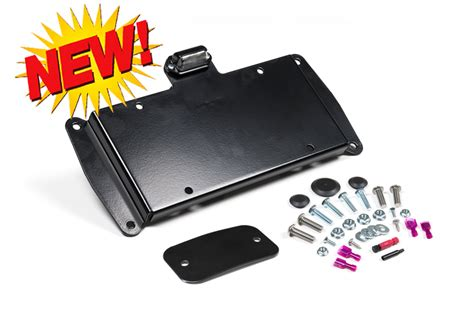 Jeep Jk License Plate Relocation Jeep Wrangler Jk License Plate Relocation Kit
