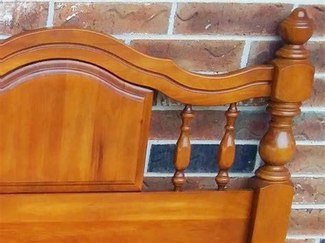solid wood king size maple headboard okc craigslist